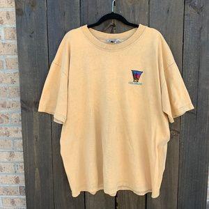 Vintage Colorado Orange Stonewashed T-Shirt XL